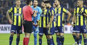 Kasımpaşa Fenerbahçe Maçında Tartışmalı Karar