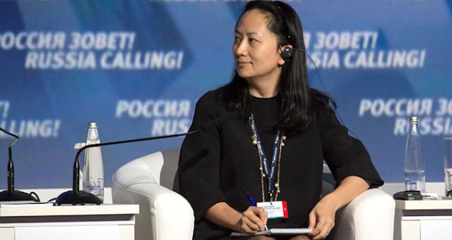 Kanada'da Tutuklanan Huawei'nin Finansal İşler Direktörü Mıng Vancou Sahtekarlıkla Suçlandı