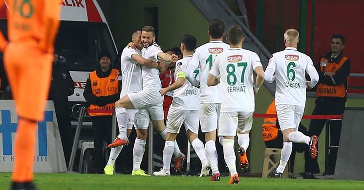 Konyaspor 'a İkinci Sanki Yetti!