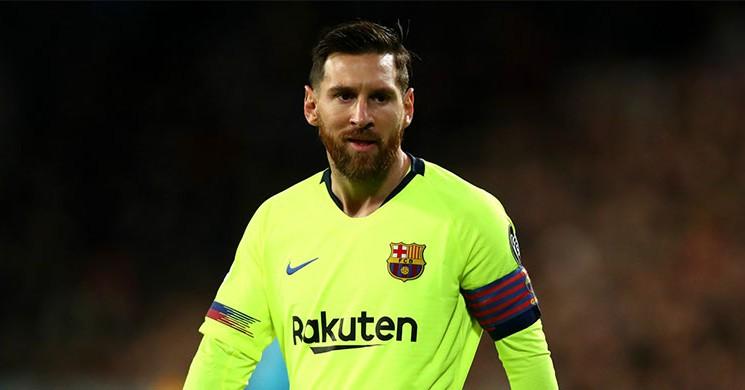 Lionel Messi, Şampiyonlar Ligi 'nde Haftanın Futbolcusu Seçildi!