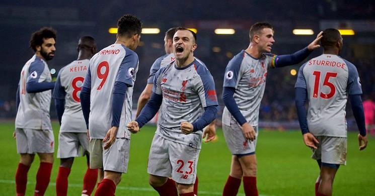 Liverpool Yoluna Doludizgin Devam Ediyor!