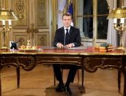 Macron: 'Ekonomik ve Sosyal Ohal'deyiz'