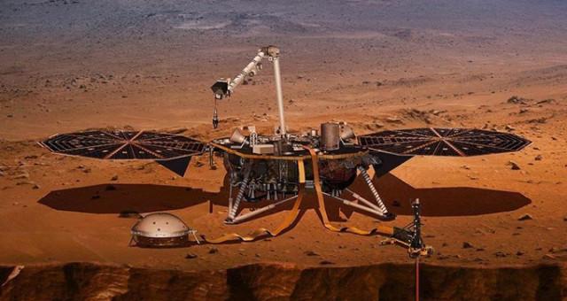 Mars'tan Gelen Ilk Sesler Kaydedildi