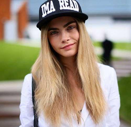 Yaz için Şapka Modelleri-15