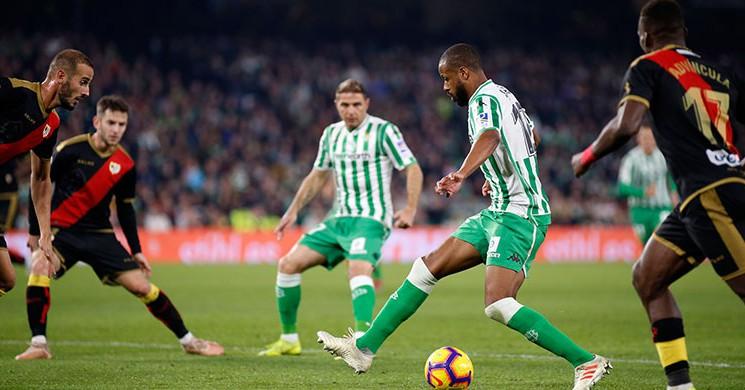 Real Betis İkinci Yarıda Açıldı!