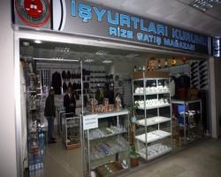 Rize 'de Adalet SarayıİşyurduSatmak MağazasıHizmeteAçıldı…