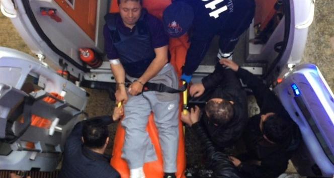 Rize Emniyet Müdürü Altuğ Verdi'yi şehit eden zanlı tutuklandı