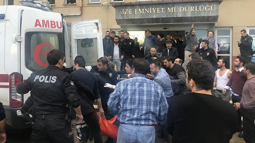 Rize Güvenlik Müdürü Altuğ Verdi vuruldu... Saldırganın kimliği belli oldu