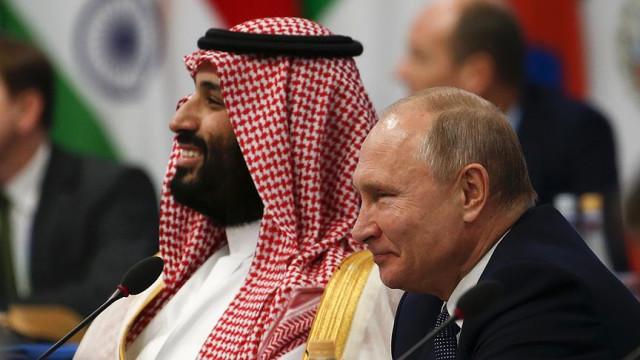 Rusya, Suudi Arabistan'dan Ülkelerine Ilave Yatırım Yapılacağını Açıkladı