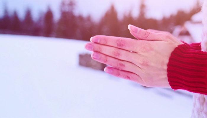 Soğuk havaların en büyük kabusu! reyno (raynaud) fenomeni
