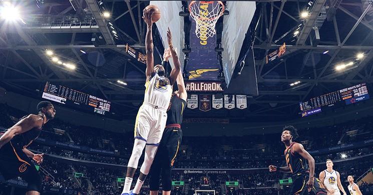 Son Kazanan Warriors, Cedi 'li Cavaliers 'ı Deplasmanda Yıktı!