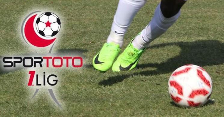 Spor Toto 1. Lig 'de 16 ve 17. Haftanın Programı Belirlenmiş Oldu!
