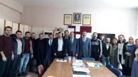 MHP 24 Kasımda Öğretmenleri Unutmadı.