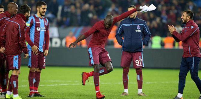 Trabzonspor 8 Sezonun Arkasında Ilk Ardındaki!