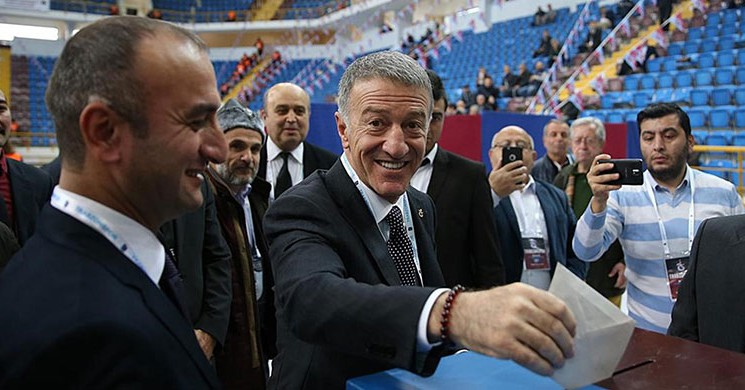 Trabzonspor Başkanı Ağaoğlu 'ndan Taraftara Çağrı!