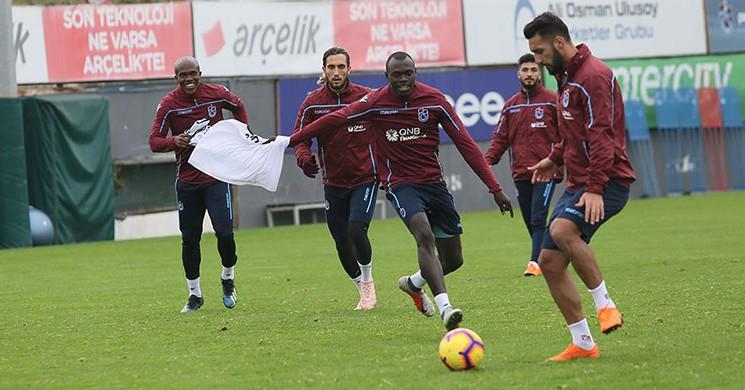 Trabzonspor, Kayseri Deplasmanına Eksik Gitti!