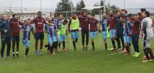Trabzonspor, Ortahisar Ampute Futbol Takımı ile Maç Yaptı!