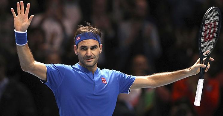 TTF Başkanı Cengiz Durmuş 'tan Roger Federer 'e Gösteri!