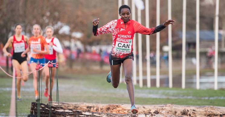 Ulusal Atlet Yasemin Can 'dan Tarihi Başarı!