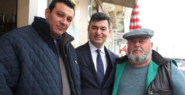 Ümmet Akın; 'Belediye Kırsal Hizmetler Birliği Kuracağız'