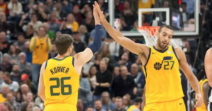 Utah Jazz 'dan Rekorla Gelen Başarı!