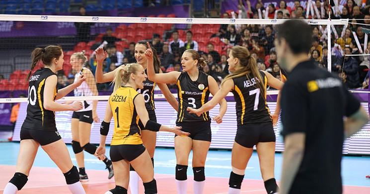 VakıfBank, FIVB Dünya Kulüpler Şampiyonası 'nda Finale Yükseldi!