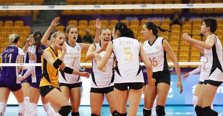 VakıfBank, FIVB Kadınlar Dünya Kulüpler Şampiyonası 'nda Güya Finalde!