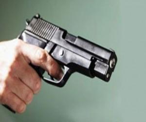 Rize 'de Belediye Memuru Minibüsçüyü Silahla vurdu.