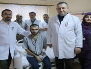 40 dakika süren kalp masajı ve ardından yapılan 7 saatlik ameliyatla hayata döndü