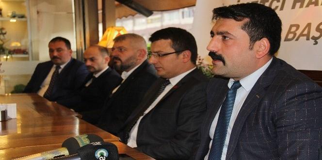 """MHP Rize İl Başkanı İhsan Alkan: """"Bu yarışta Cumhur İttifakı ruhuna yerinde hareket edilmeli"""""""