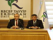 RTEÜ ile Ulusal Eğitim Müdürlüğü aralarında eğitimde işbirliği protokolü imzalandı