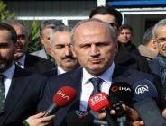 """Ulaştırma ve Altyapılar Bakanı Turhan: """"Artvin-Rize Havalimanı 2020 yılı sonunda hizmet girecek"""""""