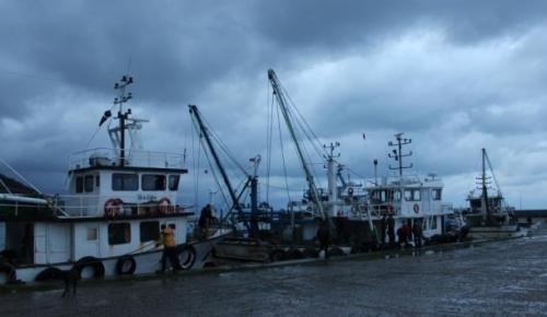 Sinop'ta deniz mayını bulundu