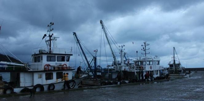 Sinop'ta deniz mayını bulunmuş oldu